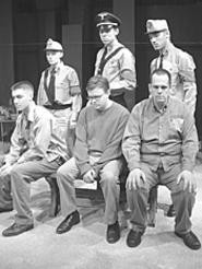 Nazis get Bent out of shape at the Players - Guild Theatre.