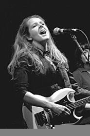 Neko Case, airing her distinctive alt-country sound at - the Beachland Ballroom January 15. - WALTER  NOVAK