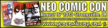 BRIAN ESKER - NEO Comic Con - Comics, Art & More!