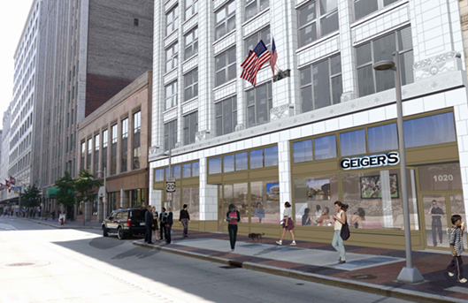RENDERING OF THE NEW DIGS