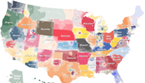 MAP: There's Only One Team Ohioans Root For When It Comes to College Football