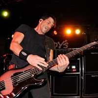 """""""Nice Shots"""" of Filter playing at Peabody's last night"""