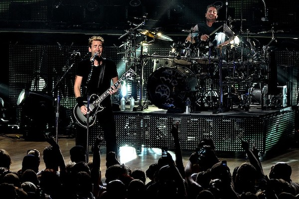 Nickelback and Bush at The Q