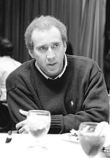 Nicolas Cage portrays both writers of - Adaptation in Adaptation.