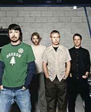 No longer user/iPod friendly: Foo Fighters.