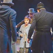 Orphan Back: It's the Return of that Grimy, Gruel-Fed Rugrat in the Classic Musical Oliver!
