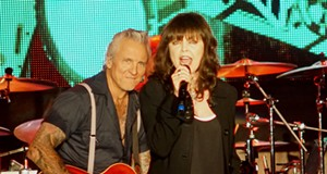 Pat Benatar and Neil Giraldo Performing at Hard Rock Live