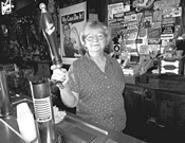 Pat Hanych: The force behind Pat's in the Flats. - WALTER  NOVAK