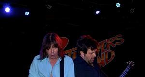 Pat Travers Performing at the Agora Ballroom