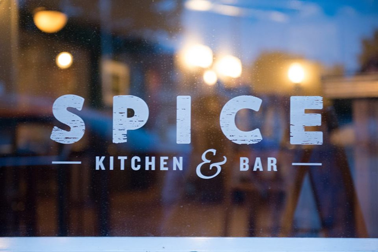 Spice Kitchen And Bar Cleveland