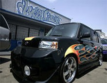 ASSOCIATED PRESS PHOTO - Paul Monea boasted of being able to launder money through West Coast Customs, the former home of Pimp My Ride.