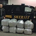 [PHOTO] 425 Pounds of Marijuana Seized During Routine Ohio Traffic Stop