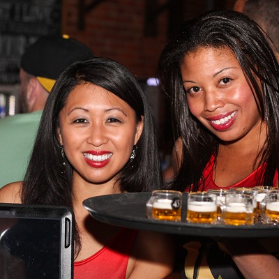Photos from a Night Out with the Tribe at Barley House