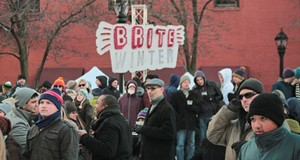 Photos from Saturday's Brite Winter Festival in Ohio City