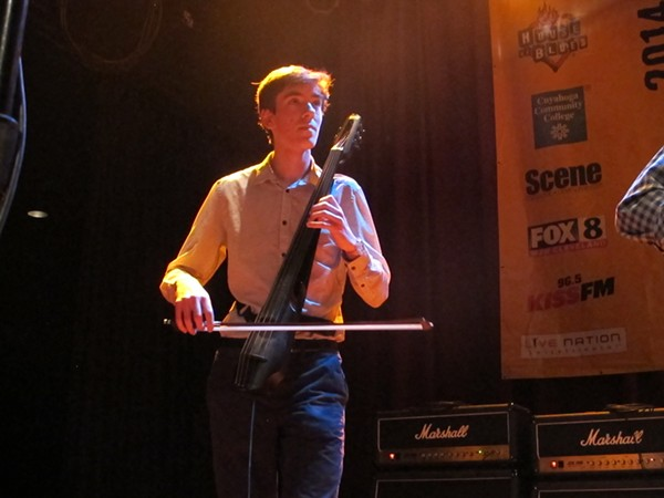 Photos from the 18th annual High School Rock Off Final Exam