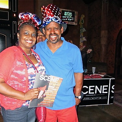 Photos from the Scene Events Team Driven by Fiat of Strongsville at George Clinton