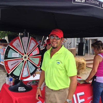 Photos of the Scene Events Team Driven by Fiat of Strongsville at the Corona Summer Beach Party