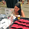 Photos of the Scene Events Team Driven by Fiat of Strongsville at BrewHaHa