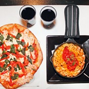 Pie Powered: Stick to the Pizza and Wine and CHA Spirits & Pizza Kitchen Works Just Fine