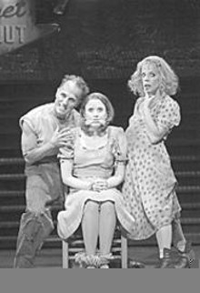 Playhouse Square's Urinetown was oddly - refreshing.