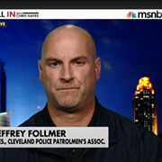 Police Union Chief on MSNBC: Tamir Rice Shooting 'Justified'