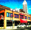 Positioned at Boardwalk & Park Place, the Harry Buffalo is a dependable haunt for any ballgame.