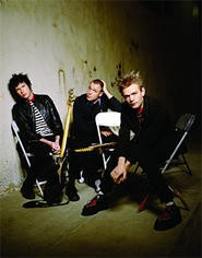 Pretty punks Sum 41 play the House of Blues on Saturday.