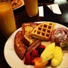 Probably the ultimate buffet in the region, Spread is one of the only places to get unlimited breakfast. And they do it right offering almost everything you can think of for Bfast. This is the best gamble in the joint. Spread is located at The Horseshoe Casino, 100 Public Square. Call 216-297-4777 or visit horseshoecasino.com for more information.