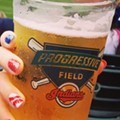 Progressive Field Sells Some of the Cheapest Beer in the Major Leagues