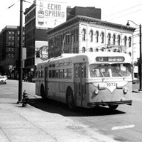 20 Photos of Old Cleveland Streetcars Prospect Avenue and East 14th Street, circa 1930-59 Cleveland Memory Project
