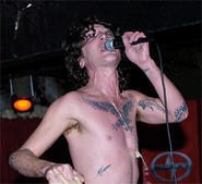 Rapper Mickey Avalon at the Grog Shop, making sleazy look easy. - WALTER NOVAK