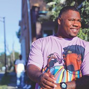 Rapper Ray Jr. Provides the Soundtrack to the City