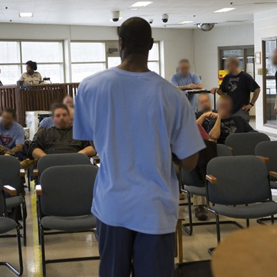 Pictures From Inside Trumbull Correctional Institution's Music Program