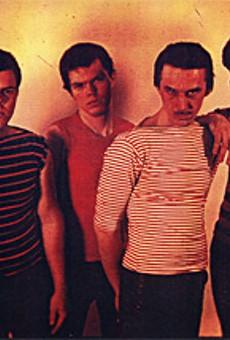 Real punks wear stripes.