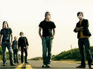 Red Jumpsuit Apparatus: Reluctantly changing the world.
