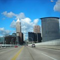 Reminder: Traffic in Downtown Cleveland Will Be Terrible on Friday