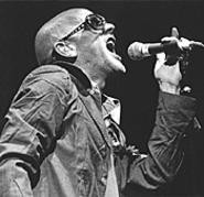 R.E.M.'s Michael Stipe wowed the crowd at Blossom - last Saturday. - WALTER  NOVAK