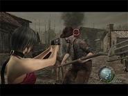 Resident Evil 4: Hope you got your tetanus shot.