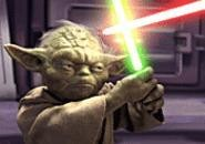 Revenge of the Sith proved the li'l guy can shred.