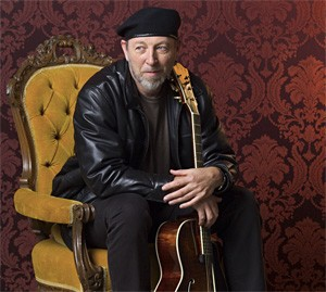 Richard Thompson: Digs 18th-century madrigals almost as much as he likes Britney.