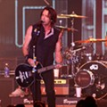 Rick Springfield performing at Hard Rock Live