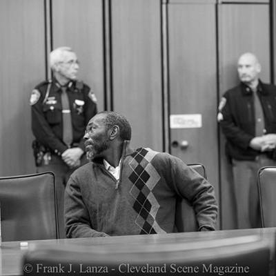 Ricky Jackson, Kwame Ajamu and Wiley Bridgeman on their Day of Exoneration