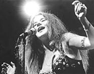 Ridin' that train: Janis and her pals took the trip of a - lifetime.