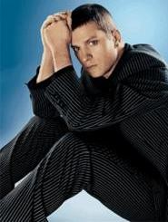 Rob Thomas: He's no Usher -- just dressed as one.