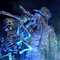 Rob Zombie at the Covelli Centre in Youngstown