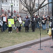 Morning Snapshot: Rally for Reform at Public Square