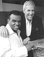 Ron Isley and Burt Bacharach bonded on last year's Here I Am: Isley Meets Bacharach.