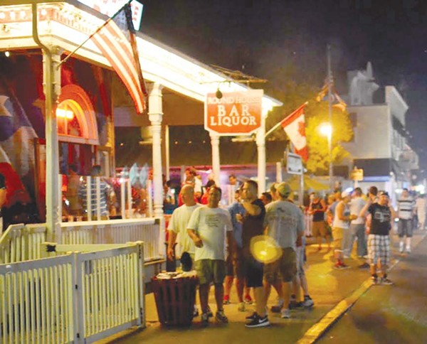 Put N Bay Parties : Roofie island a summer of reported druggings and rapes on