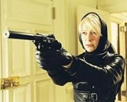 Rose (Helen Mirren) turns sentimental -- not a good thing in a professional killer.