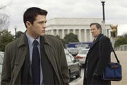 Ryan Phillippe (left) shrinks in Chris Cooper's presence, but he's still a mighty player here.